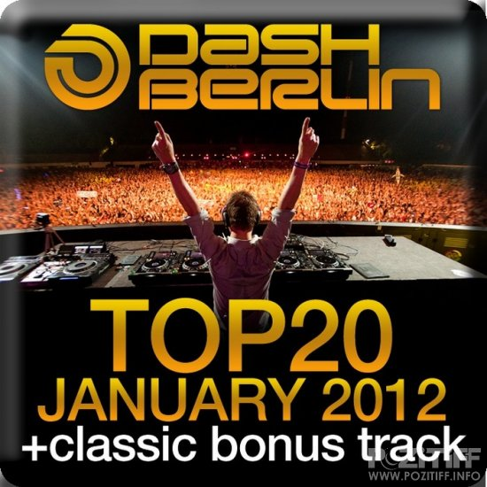 Dash Berlin: Top 20 - January 2012