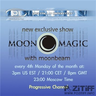 Moonbeam - Moon Magic 040 (29-02-2012)