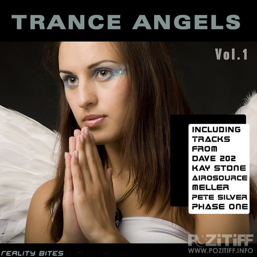 Trance Angels Vol 1-4  (2010-2012)