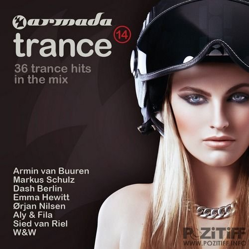 Armada Trance Vol. 14 (Mixed By Ruben De Ronde)