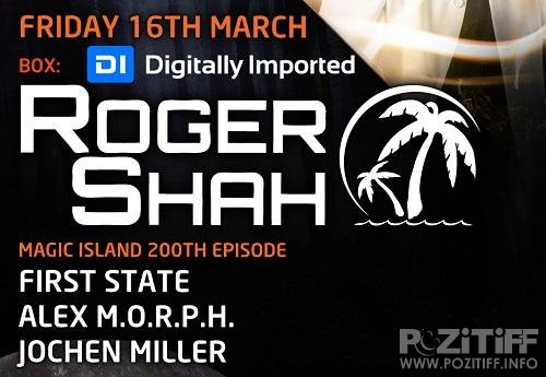 Roger Shah - Music for Balearic People 200 Part3 (17-03-2012)