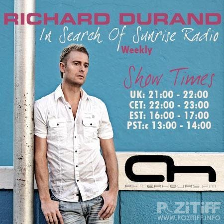 Richard Durand - In Search Of Sunrise Radio 079 (16-03-2012)