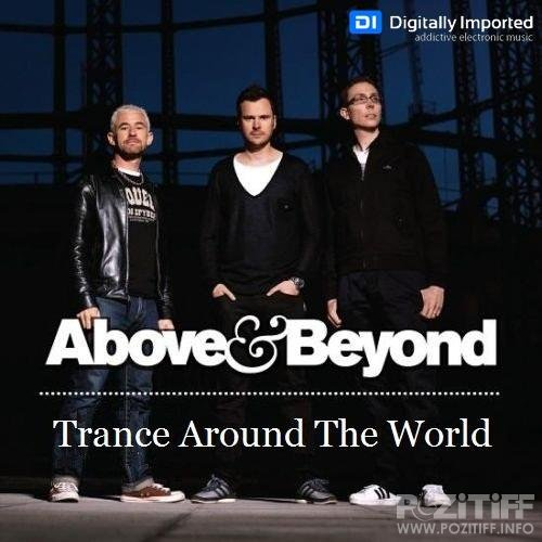 Above & Beyond - Trance Around The World 418 (30-03-2012)