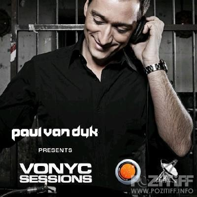 Paul van Dyk - Vonyc Sessions 292 (guest Ferry Corsten) (29-03-2012)