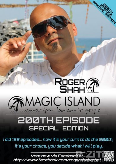 Roger Shah - Music for Balearic People 200 Part1 (09-03-2012)