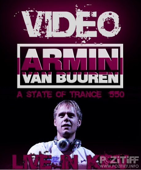 A State Of Trance 550 invasion LIVE @ IEC Kiev (VIDEO)