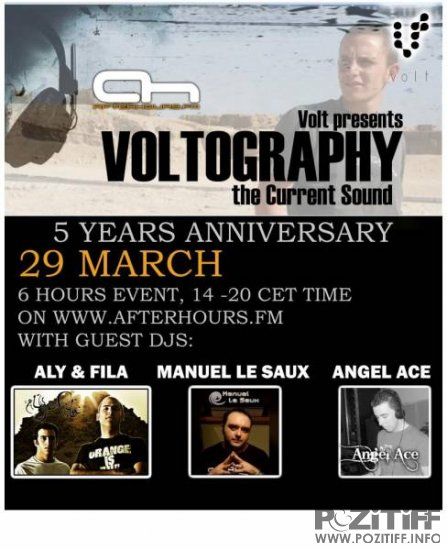 Volt pres. Voltography - The Current Sound 5th Anniversary 6 Hour Event (29-03-2012)