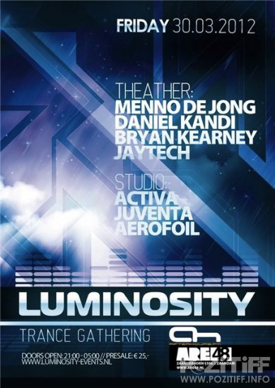 Luminosity Trance Gathering (30-03-2012)