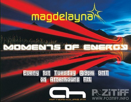 Magdelayna - Moments Of Energy 056 (03-04-2012)