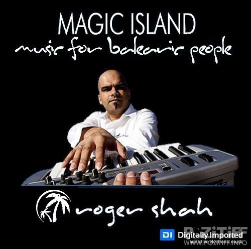 Roger Shah - Music for Balearic People 203 (06-04-2012)