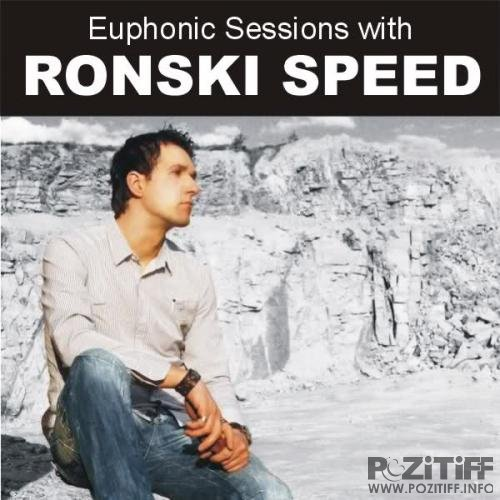 Ronski Speed - Euphonic Sessions (April 2012) (12-04-2012)