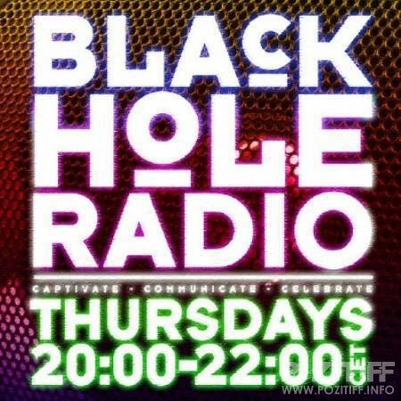 Hugo de Graaf - Black Hole Radio Show 208 (16-04-2012)