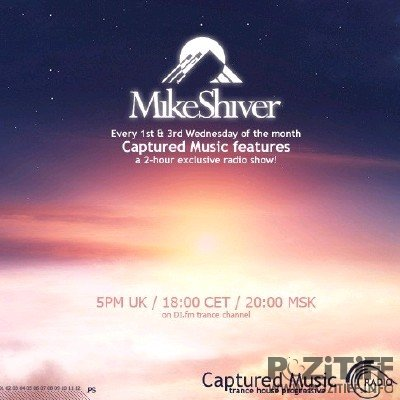 Mike Shiver - Captured Radio 266 (guest Julian Vincent) (18-04-2012)