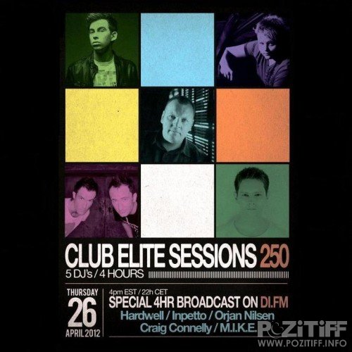 M.I.K.E. - Club Elite Sessions 250 (26-04-2012)