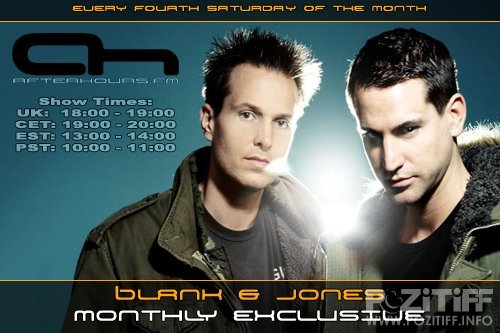 Blank And Jones - Monthly Exclusive (April 2012) (28-04-2012)