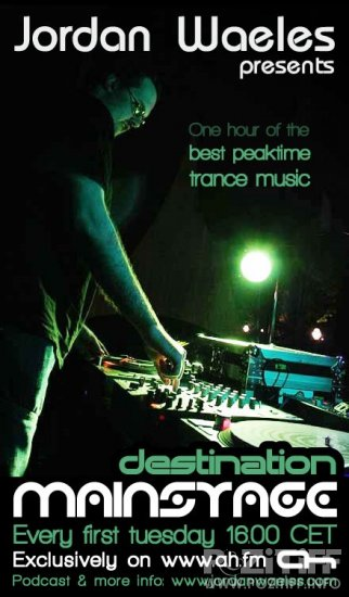 Jordan Waeles - Destination Mainstage 028 (03-04-2012)