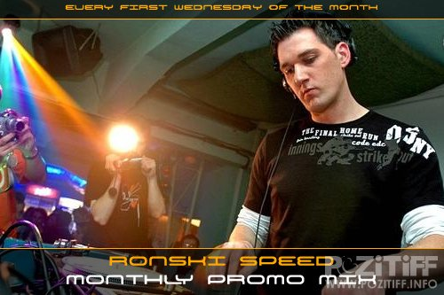 Ronski Speed - Promo Mix (June 2012) (06-06-2012)