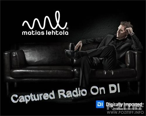 Matias Lehtola - Captured Radio 273 (guest Darude) (06-06-2012)