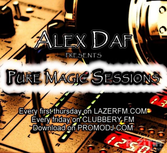 Alex Daf - Pure Magic Sessions 019 (07-06-2012)