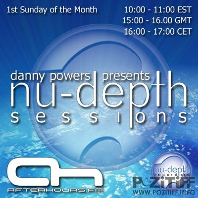 Danny Powers - Nu-Depth Sessions 058 (2014-08-3)