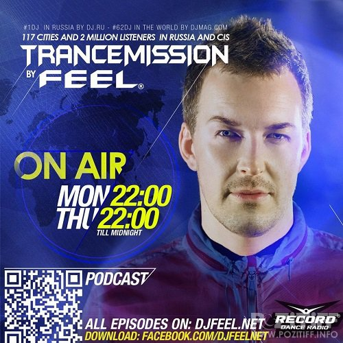 DJ Feel - TranceMission (29-12-2014)