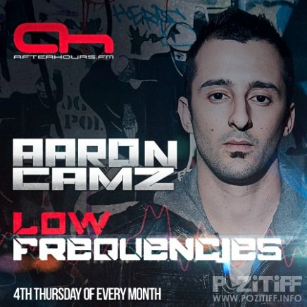 Aaron Camz - Low Frequencies 038 (2014-12-31)