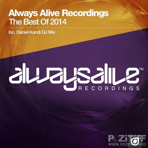 Always Alive Recordings Best Of 2014 (2014)