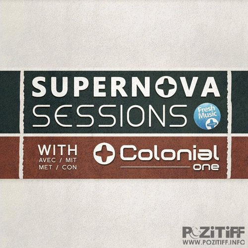 Colonial One - Supernova Sessions 043 (2015-01-17)