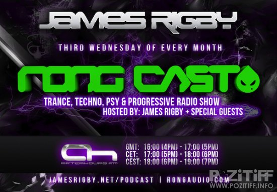 James Rigby - Rongcast 056 (2015-01-26)