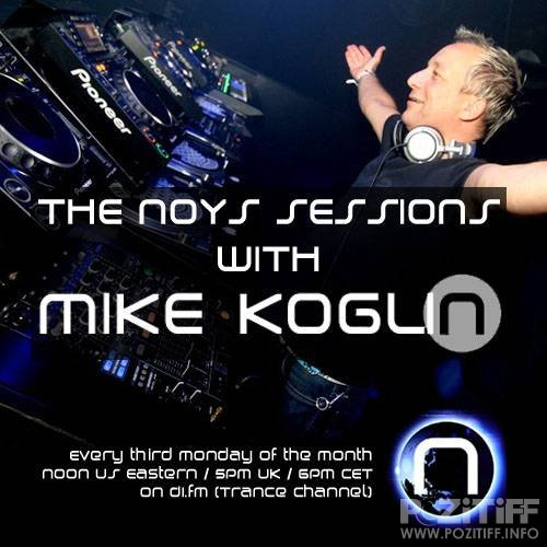 Mike Koglin - The Noys Sessions (February 2015) (2015-02-16)