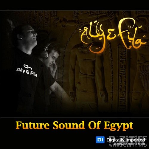 Future Sound of Egypt Radio Show with Aly & Fila 382 (2015-03-09)