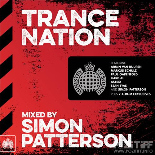 Trance Nation 2015 (Mixed by Simon Patterson) (2015) Mixed + Unmixed