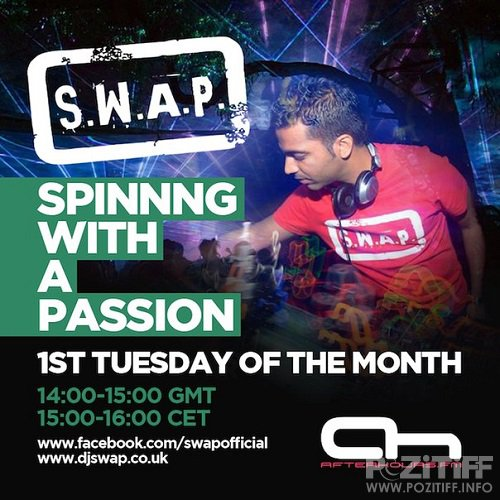 S.W.A.P. - Spinning With A Passion 025 (2015-04-06)