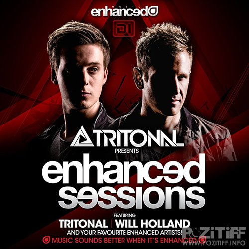 Enhanced Sessions Radio with Tritonal 290 (2015-04-06) with Will Holland