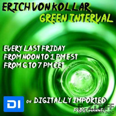 Erich Von Kollar - Green Interval 056 (2015-04-24)