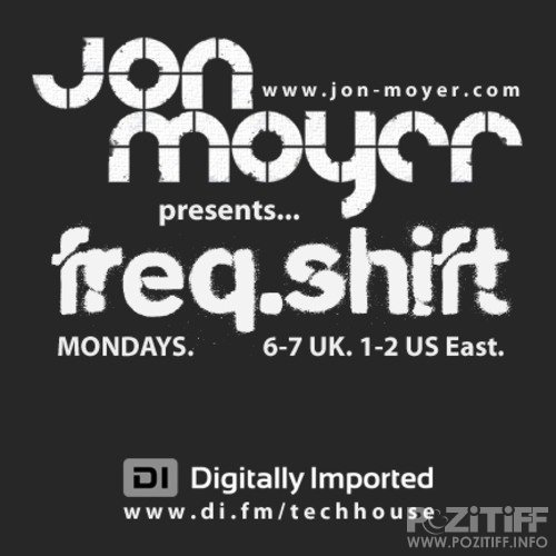 Jon Moyer - freq.shift 276 (2015-04-27)