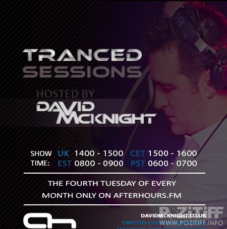 David McKnight - Tranced Sessions 017 (2015-04-27)