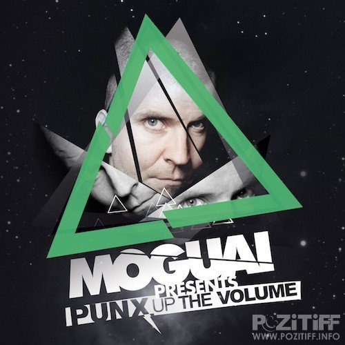 MOGUAI - PUNX Up The Volume (2015-04-28)