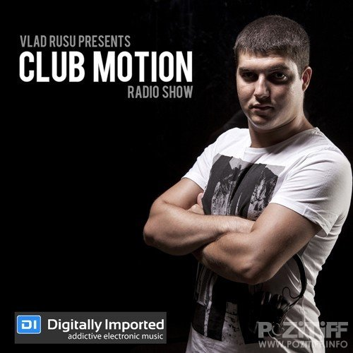 Vlad Rusu - Club Motion 196 (2015-04-28)