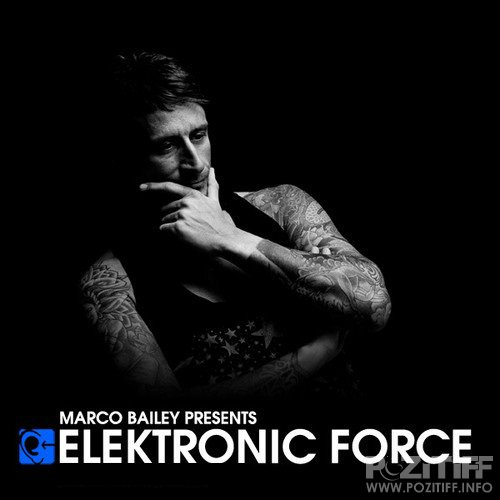 Marco Bailey - Elektronic Force 229 (2015-05-14)