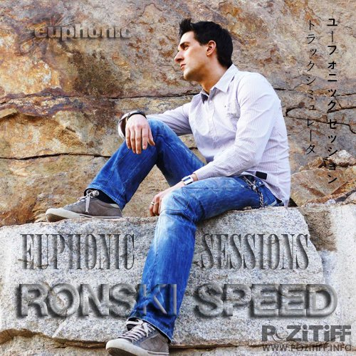 Ronski Speed - Euphonic Sessions (May 2015) (2015-05-26)
