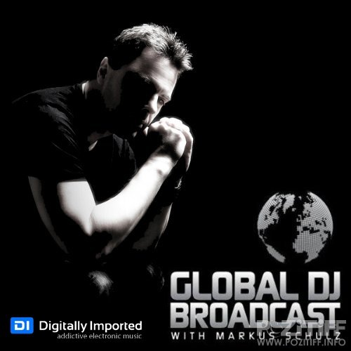 Global DJ Broadcast Radio Mixed By Markus Schulz (2015-08-06)