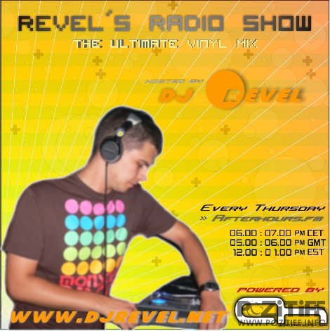 DJ Revel - Revels Radio Show 243 (2015-08-06)