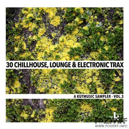30 Chillhouse Lounge and Electronic Trax A Kutmusic Sampler Vol 3 (2015)