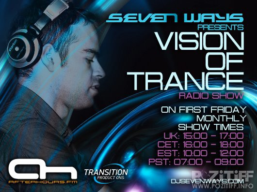 Seven Ways, Kane Michael - Vision of Trance 080 (2015-08-07)