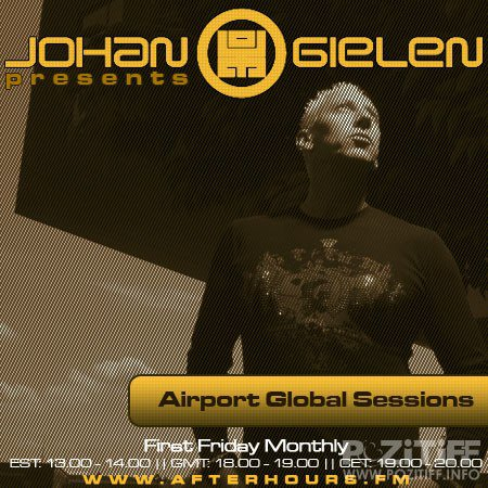 Johan Gielen - Global Sessions (August 2015) (2015-08-07)