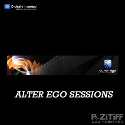 Luigi Palagano - Alter Ego Sessions (August 2015) (2015-08-07)