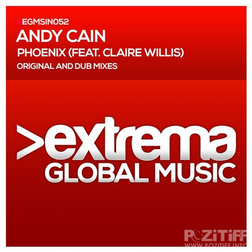 Andy Cain feat. Claire Willis - Phoenix