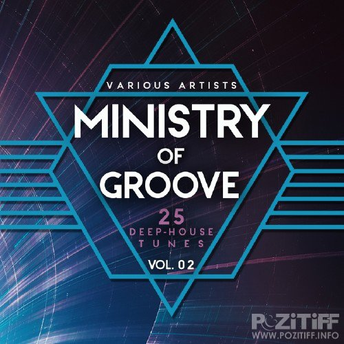 Ministry Of Groove Vol 2 (2015)