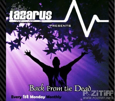 Lazarus - Back From The Dead Episode 185 (2015-09-22)
